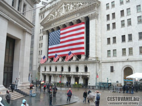 New York Wall Street